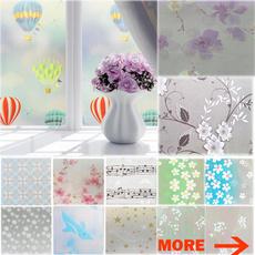 Art Supplies, Decor, Flowers, windowsticker