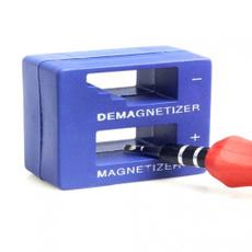 screw, screwdriverdemagnetizer, magnetizingdemagnetizer, toolcleaningtool