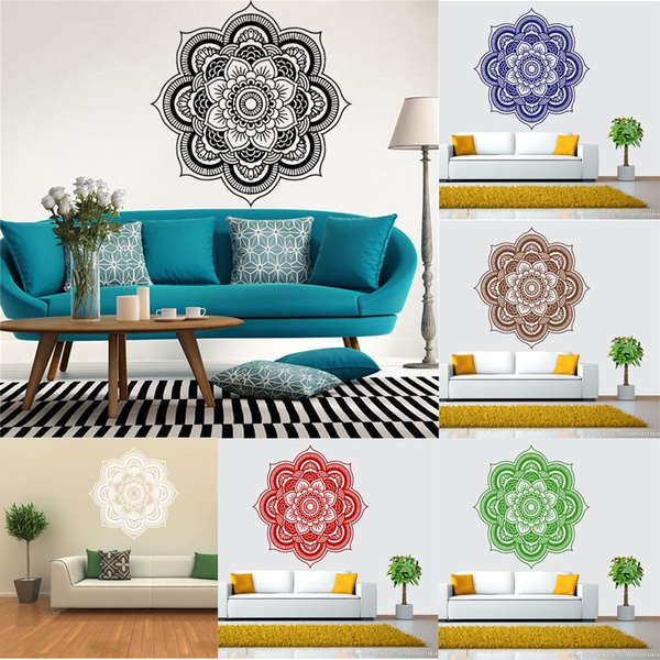 Decor, Flowers, muraldecal, Home Decor