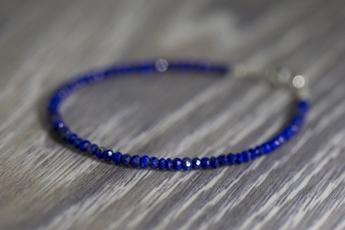 Blues, Beaded Bracelets, Jewelry, yogabracelet