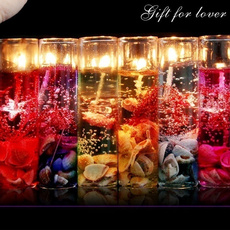 Home Decor, deskalarmclock, Romantic, Candle