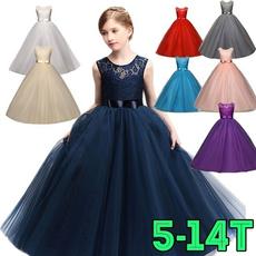 Princess, bridesmaidsampformaldresse, Vestidos, Lace Dress
