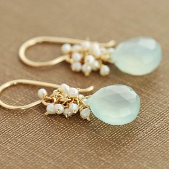 handmadegolddangleearring, Dangle Earring, Jewelry, gold