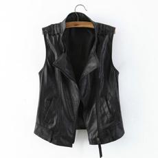 Vest, Fashion, Waist Coat, leather