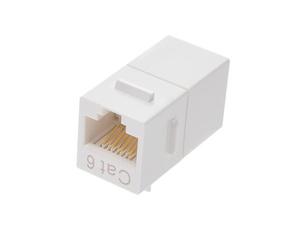 cat6inlinecoupler, monoprice, inlinecoupler, white