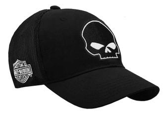 Fashion, Harley Davidson, skull, Hats
