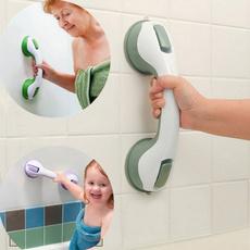 Bathroom Accessories, Handles, handrail, saferstrongsuckerhelpinghandle