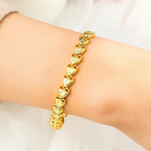 24kgold, Jewelry, Gifts, Bracelet