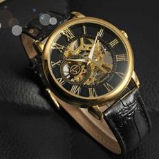 Sport, relojdeportivo, gold, montreautomatique