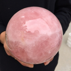 pink, Magic, quartz, Natural