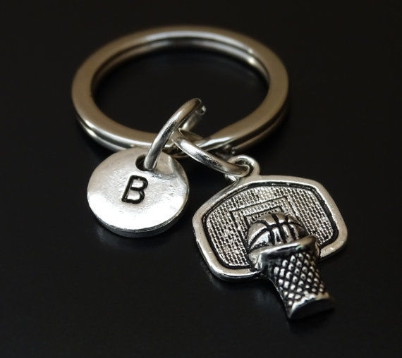 Basketball, Key Chain, bff, Sports & Outdoors