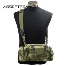 Shoulder Bags, Adjustable, Waist, Hunting