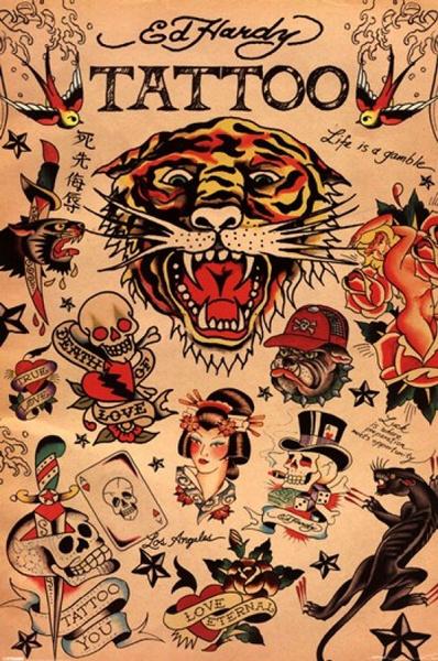art print, tattoo, photograph, fineart
