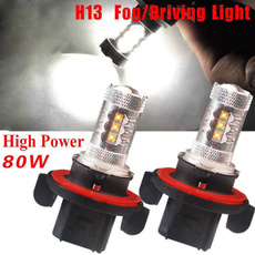 Lighting, h13, led, Cars
