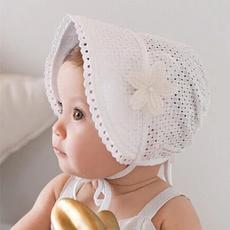 cute, Beanie, Lace, Hats