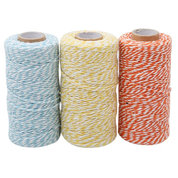 cordrope, Cotton, twinerope, Gifts