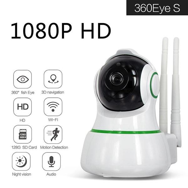 Home & Kitchen, hd1080pcamera, wirelessipcamera, dayampnightvision