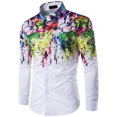 menlongsleevesshirt, Youth, menfashionshirt, Shirt