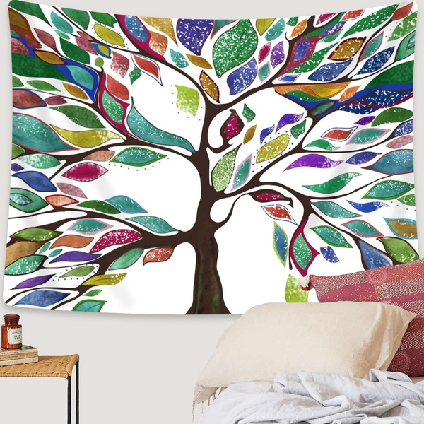 tapestryoflifetree, treetapestry, Home Decor, Colorful