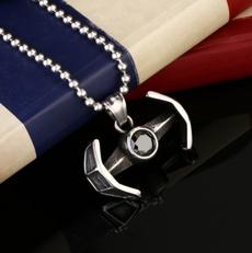 Steel, Fashion, Star, Jewelry