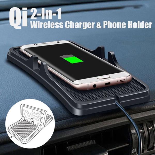 chargingpad, antislippad, Mobile, carhudcharger