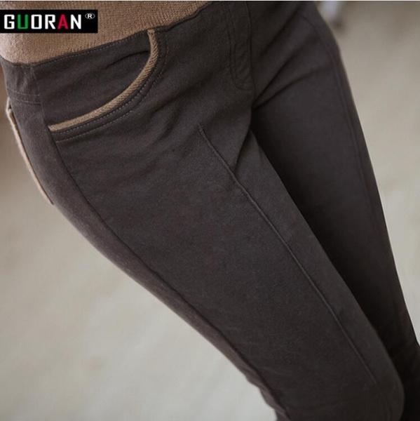 Women Pants, pencil, Plus Size, Casual pants
