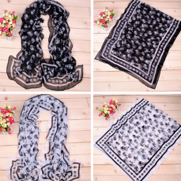 Scarves, Fashion, chiffon scarf, autumnwinterscarf