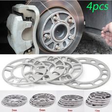 Wheels, Plates, Aluminum, shim