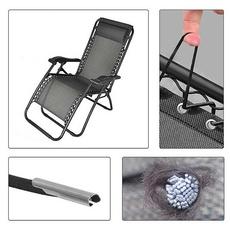 loungechair, Tool, elasticrope, rubberbandrope
