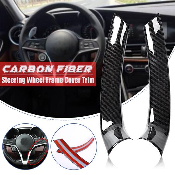 Car Sticker, alfaromeo, carbon fiber, Cover