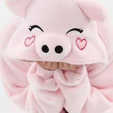 pink, night dress, pinkpigpajama, unisex