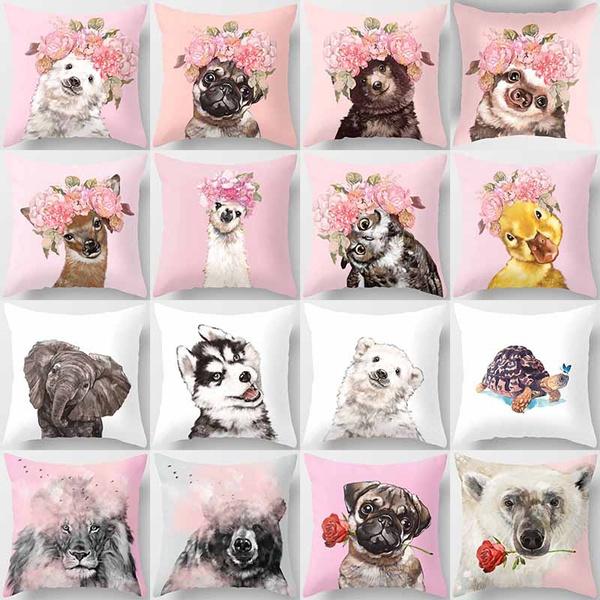 pink, Home & Kitchen, Fashion, Animal