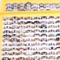 biker, bandring, Gifts, Silver Ring
