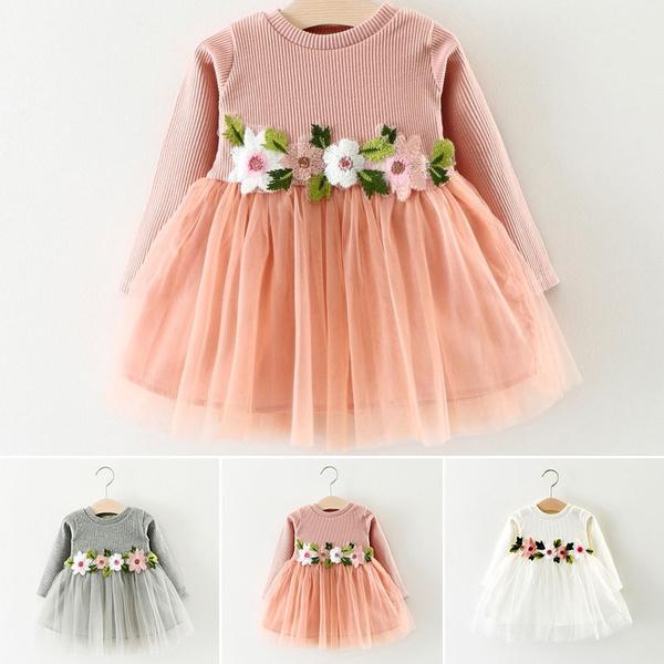 babygirlsdres, Fashion, sweater dress, Princess