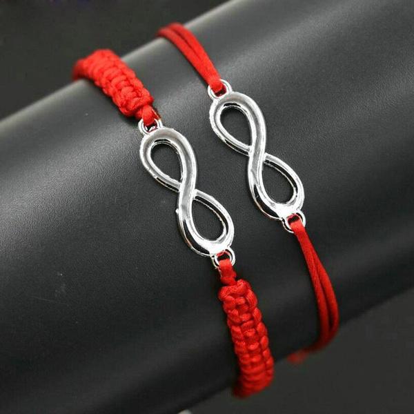 Charm Bracelet, Infinity, Jewelry, adjustablebracelet