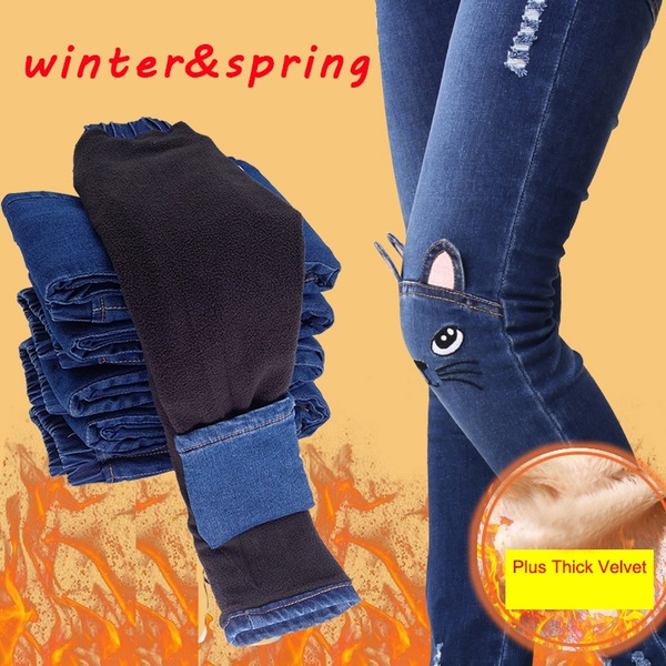 Leggings, trousers, Winter, childrenpant
