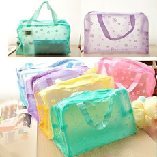 Fashion, Makeup bag, portablebag, Waterproof