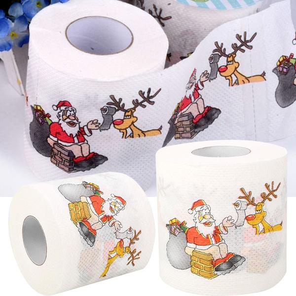 Bathroom, Christmas, Home & Living, tissue
