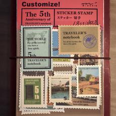 PVC wall stickers, Vintage, skateboarddecal, fridgesticker