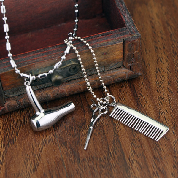 Necklace, hair, Hair Dryers, Jewelry