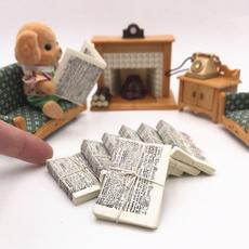 Mini, barbiehouse, doll, dollhouseminiature