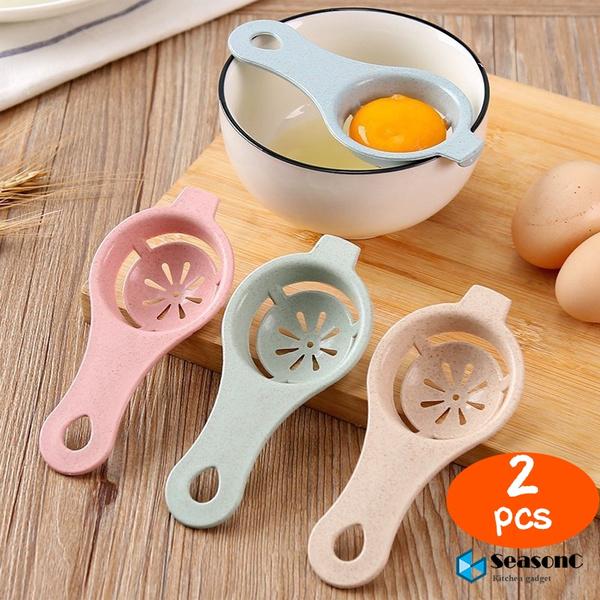 Steel, eggyolkseparator, bakewarecaketool, Cooking Tools