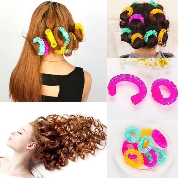Hair Curlers, Hair Rollers, hairbendycurler, Beauty