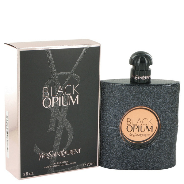 blackopiumperfumebyyvessaintlaurent, blackopium, Women's Fashion, Perfume