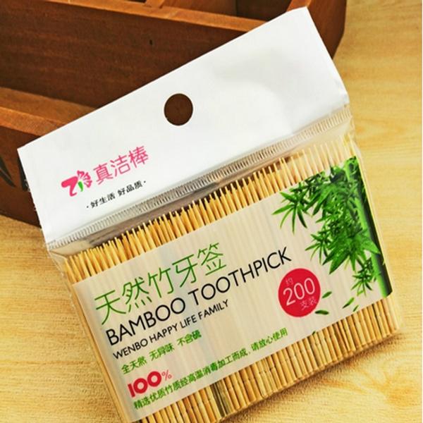 environmental protection, Natural, toothpicksflosspick, Home & Living