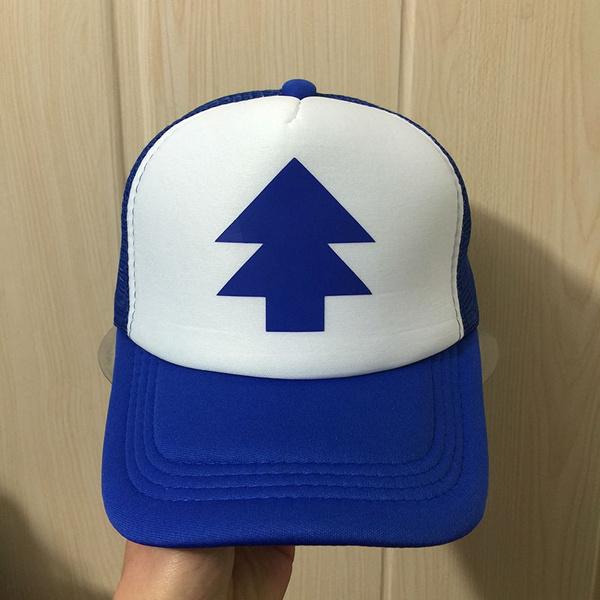 Blues, childcap, Trucker Hats, meshtruckerhat