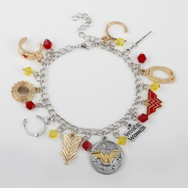 Superhero, Jewelry, Chain, Vintage