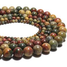 picassojasper, Stone, diybracelet, Colorful