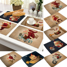 decoration, drinkplacemat, Christmas, Home & Living