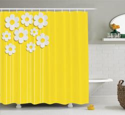 Shower, Decor, Flowers, fashionshowercurtain